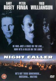 Night Caller (beg DVD)