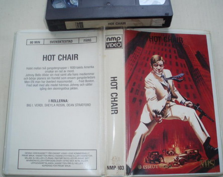 103 Hot Chair (vhs)