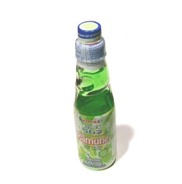 Ramune Melon 200 ml