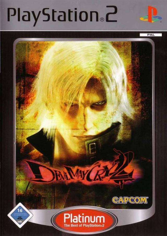 Devil May Cry 2 (BEG PS 2)