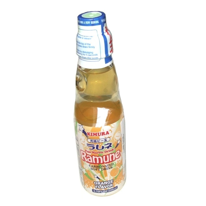 Ramune Orange 200 ml