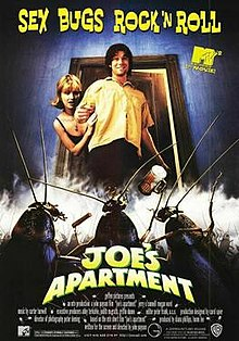 JOE'S APARTMENT (BEG DVD) USA