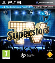 TV Superstars (PS 3 BEG)