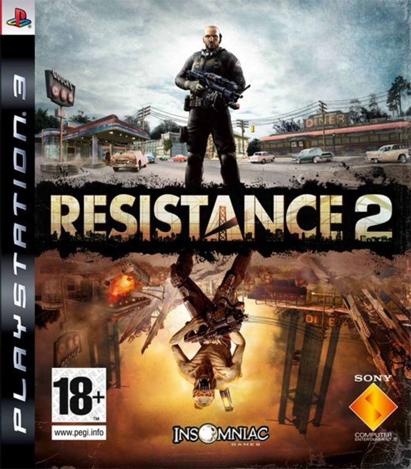 Resistance 2 (PS 3 BEG)
