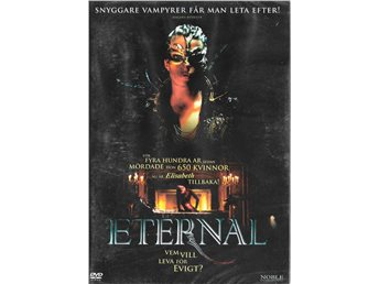 ETERNAL (BEG DVD)