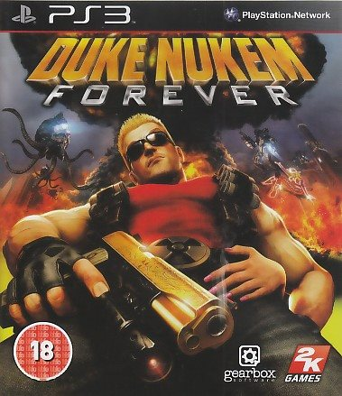 Duke Nukem Forever (PS 3)