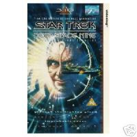 STAR TREK DS 9 VOL 3,10 (VHS)