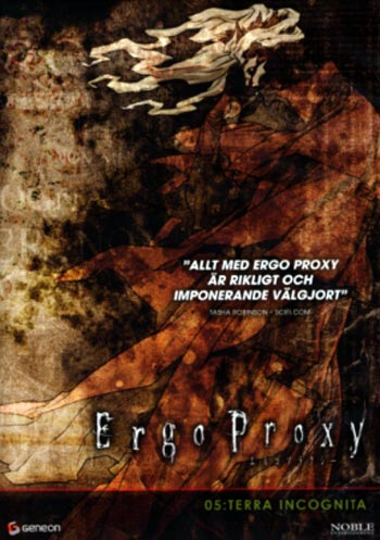 Ergo proxy vol.5 (DVD)