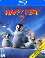 Happy Feet 2 (beg hyr blu-ray)