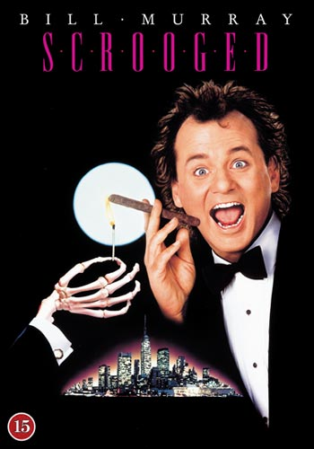 Scrooged (BEG DVD)