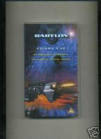 BABYLON 5 Vol 4.08 (VHS)