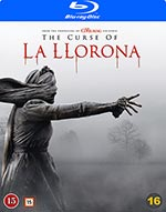 Curse of La Llorona (blu-ray)