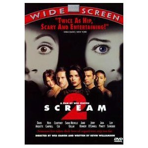 SCREAM 2 (BEG DVD) USA IMPORT