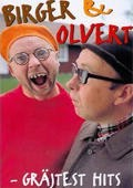 Birger & Olverts Gräjtest Hits (beg dvd)