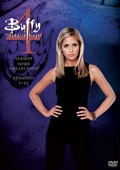 Buffy - Säsong 4 -  BEG DVD