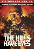Hills Have Eyes (Wes Craven) beg dvd