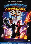 Adventures Of Shark Boy And Lava Girl (BEG DVD)