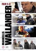 Wallander - Box 5-8 (beg dvd)