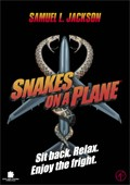 Snakes On A Plane (beg dvd)