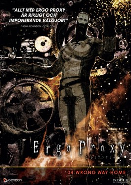 Ergo Proxy vol.4 (dvd)