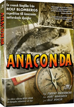 Anaconda (beg dvd)