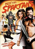 Meet The Spartans (beg hyr dvd)
