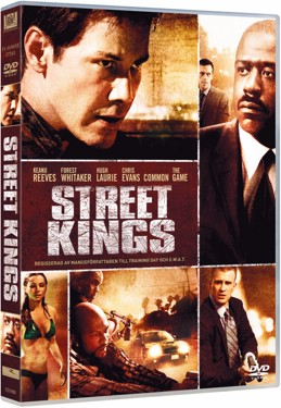 Street Kings (beg hyr dvd)