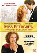 Miss Pettigrew Lives For A Day (beg hyr dvd)