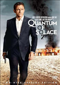 James Bond - Quantum Of Solace  (beg hyr dvd)