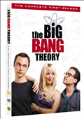 Big Bang Theory - Säsong 1 (BEG HYR DVD)