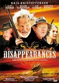 Disappearences (beg hyr dvd)