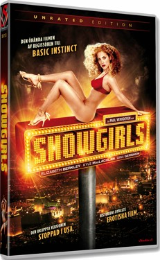 S 110 Showgirls (Unrated Edition) BEG  DVD