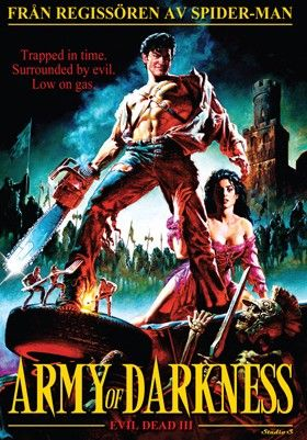 S 113 Army Of Darkness - Evil Dead 3 (beg dvd)