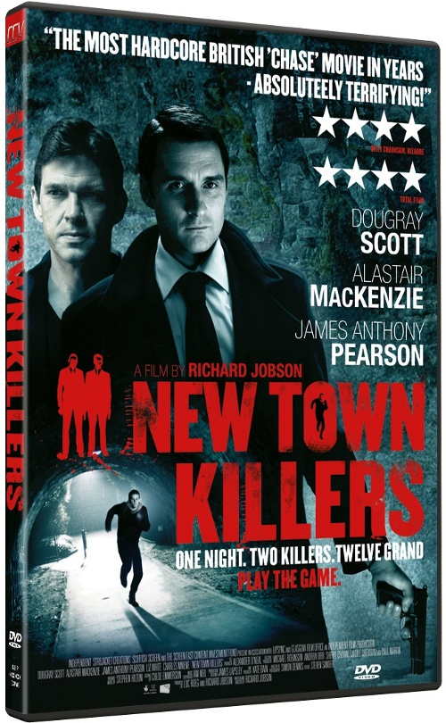 New Town Killers (beg hyr dvd)