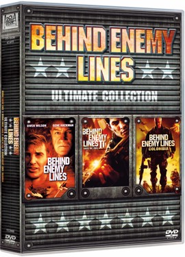 Behind Enemy Lines1-3 (beg dvd)