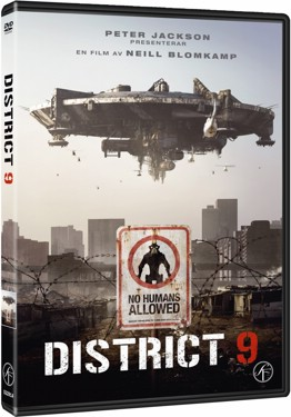 District-9 (beg hyr dvd)