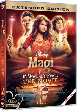 Magi på Waverly Place - The Movie (BEG DVD)