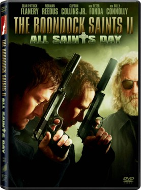 Boondock Saints 2 - All Saints Day (beg hyr dvd)