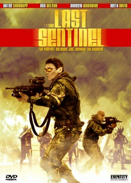 Last Sentinel, The (BEG HYR DVD)