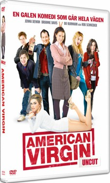 American Virgin (dvd)beg
