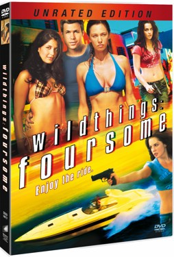 Wild Things 4 - Foursome (beg hyr dvd)