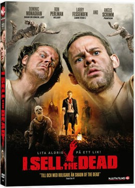 I Sell the Dead (beg hyr dvd)