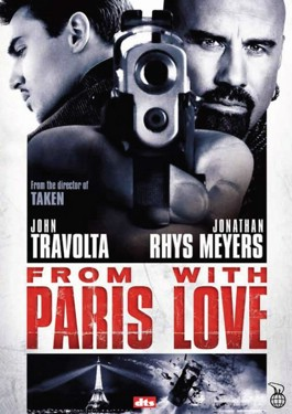 From Paris with Love (blu-ray) beg hyr