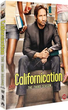 Californication - Säsong 3(BEG DVD)