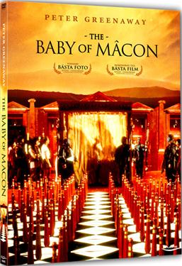 Baby of Macon, the (Q-Line) beg dvd