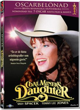 S 179 Coal Miner's Daughter (Loretta)  beg dvd