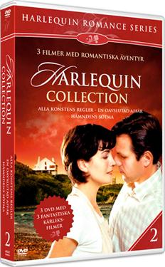 Harlequin Collection 2(beg dvd)
