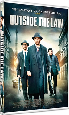Outside the Law (beg dvd)