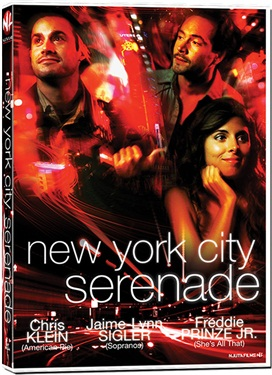 NF 359 New York City Serenade (BEG HYR DVD)
