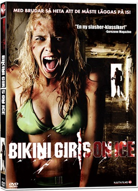 NF 357 Bikini Girls on Ice (BEG DVD)